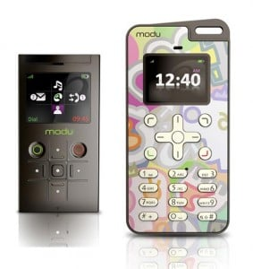 Modu – Production Phone Announced