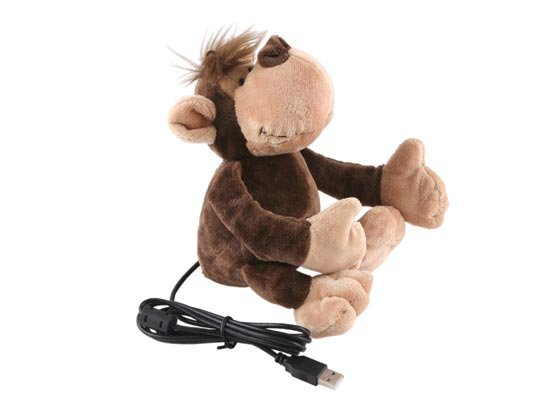 Monkey USB Webcam