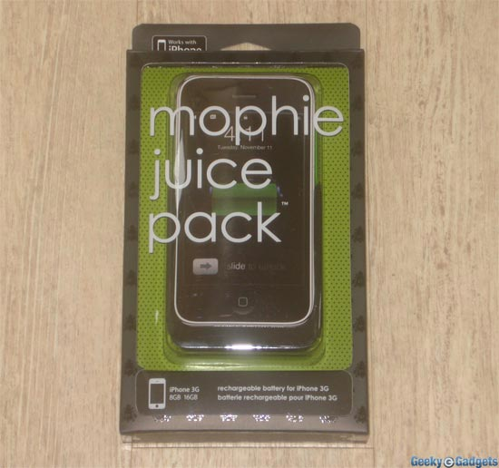 mophie Juice Pack 3G