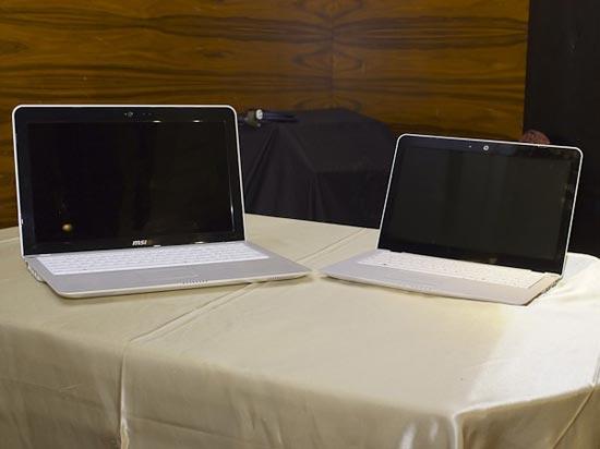 MSI X-Slim X340, X600