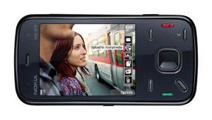 Nokia N86 – 8 Megapixel Camera Phone
