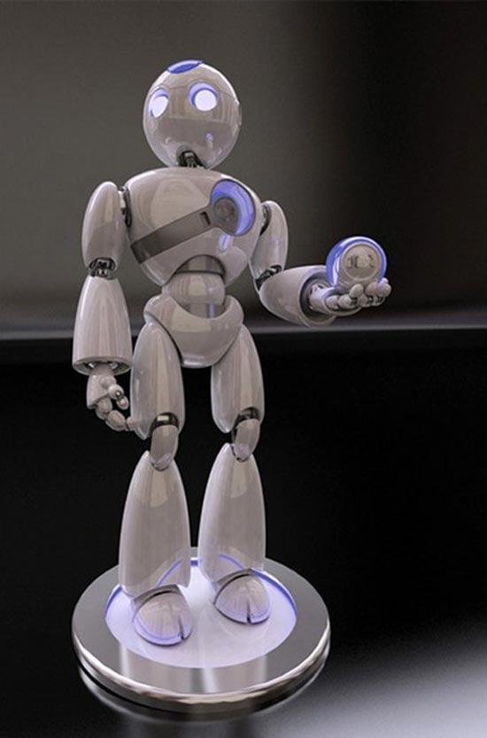 Oboe Humanoid Robot
