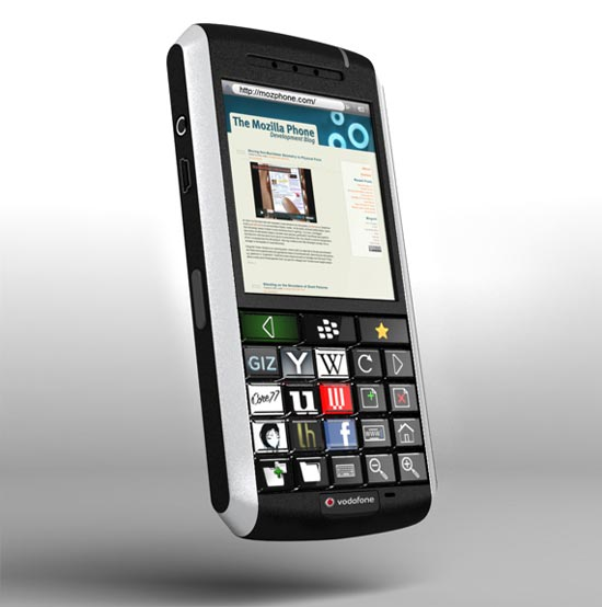 OLED Blackberry