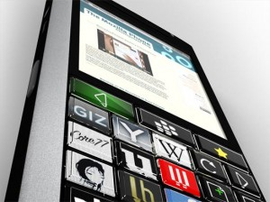 Design – OLED Blackberry – Mozilla Phone