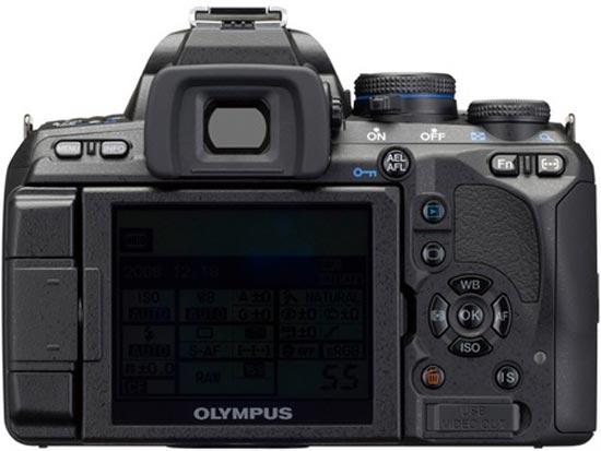 Olympus E-620 DSLR