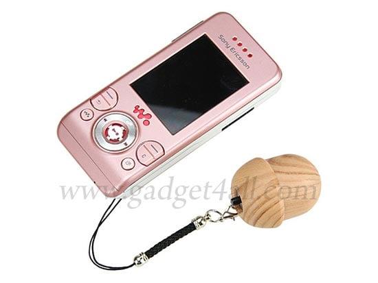 Pine Cone MP3 Player