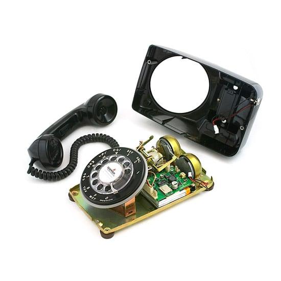 Portable Bluetooth Rotary Phone