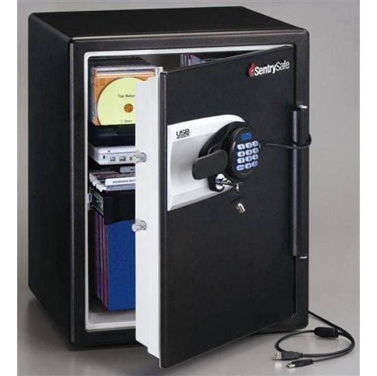 SentrySafe USB Safe