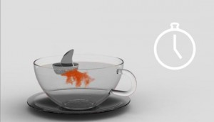 Design – Shark Tea Infuser