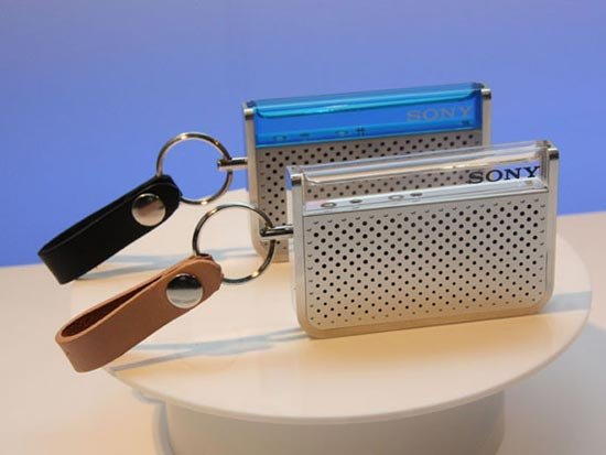 Sony's Fuel Cell