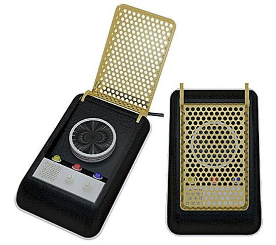 star trek communicator voip phone
