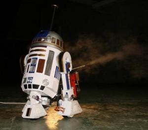 steam powered R2-D2
