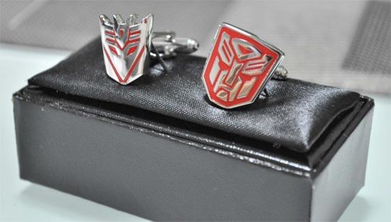 transformer-cufflinks