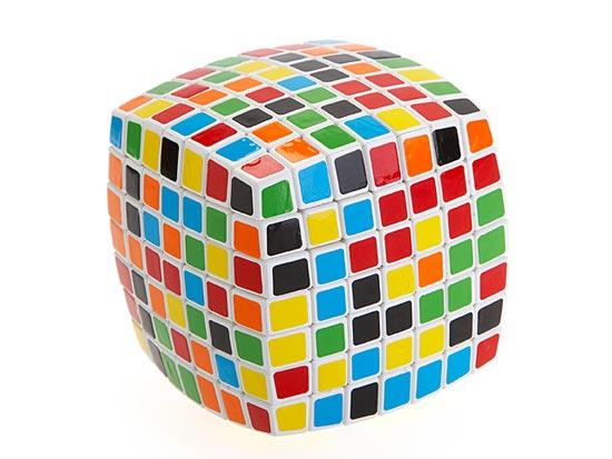Ultimate 777 Curve IQ Cube