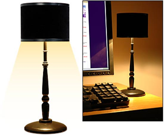usb Lounge Lamp