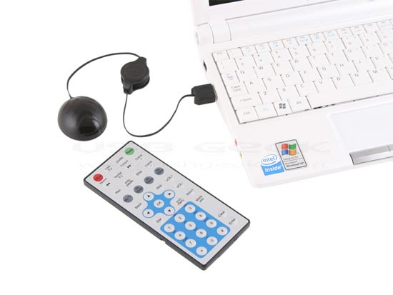 USB Media Centre Remote