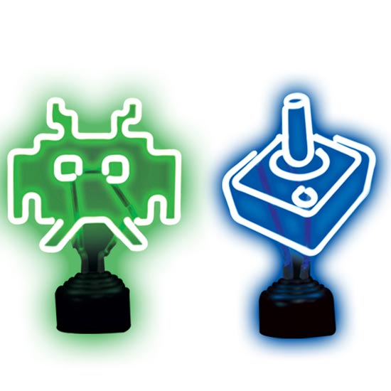 USB Retro Neon Atari Lights