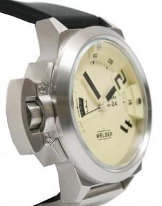 Design – Welder 3000 Watch