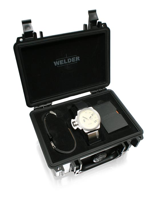 Welder 3000 Watch