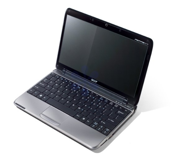 11.6 Inch Acer Aspire One Netbook