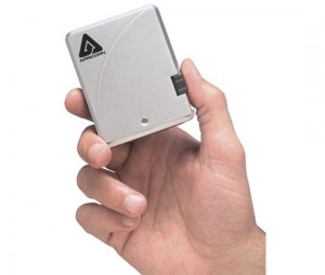 Apricorn Aegis Mini – 240GB 1.8 Inch Portable Hard Drive