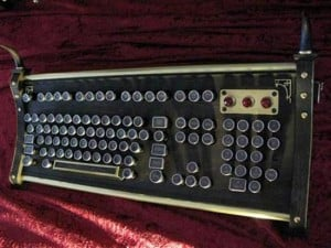 Cool Mods – The Antediluvian Keyboard