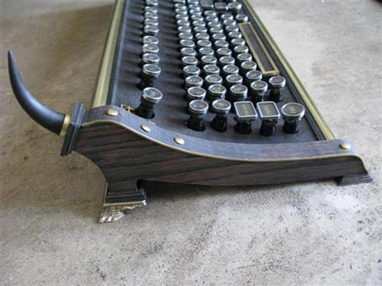 Antediluvian Keyboard