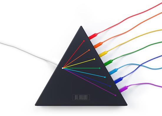 Art Lebedev Spectrus USB Hub