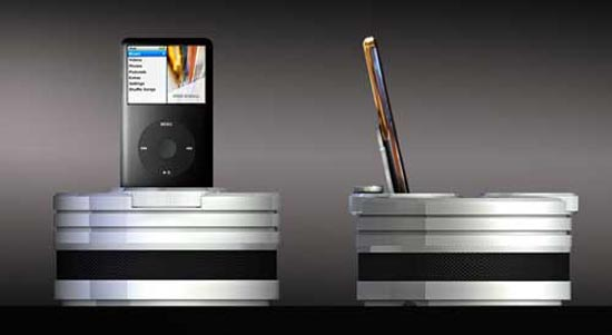 Art.Suono iPod Dock