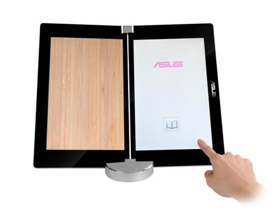 Asus Dual Screen Laptop