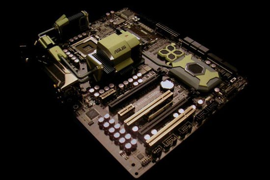 Asus Marine Cool Motherboard