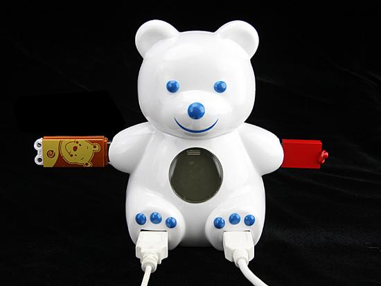 Bear USB Hub