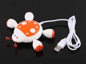 USB Gadgets – The Beetle USB Hub