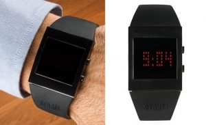 Geek Watches – The Black Screen Watch