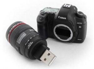 Canon 5D Mark II USB Flash Drive
