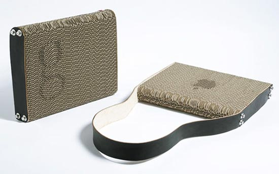 Cardboard MacBook Case