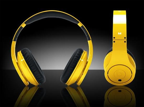 Colorware Beats by Dre Headphones