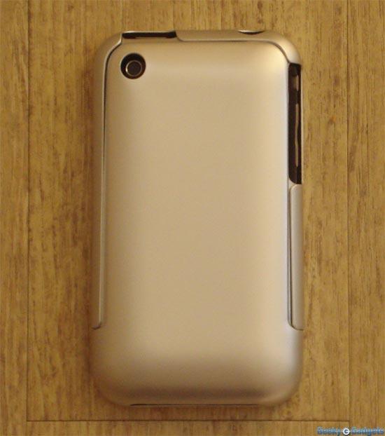 Core Case iPhone 3G Aluminum Slider Case