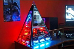Cool Mods – The Great Pyramid PC Mod