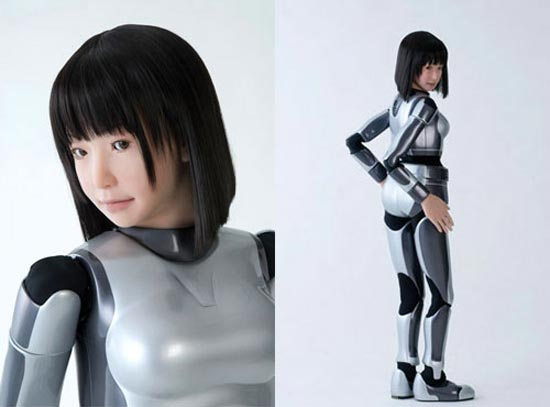 HRPC-4C Fashion Robot