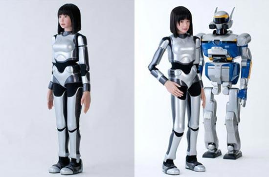 HRPC-4C Fashion Robot