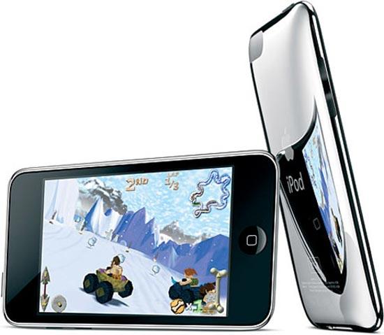 Jailbreak iPod Touch 2G