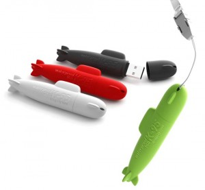 K95 Waterproof Submarine USB Flash Drive
