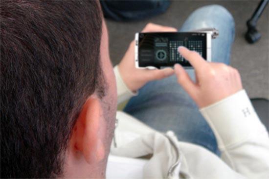 KRE-8 Mobile Phone Concept