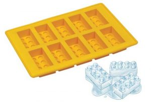 Geek Accessories – Lego Ice Cube Tray