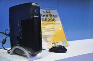 MSI Wind Box DE200 – Blu-ray Nettop PC
