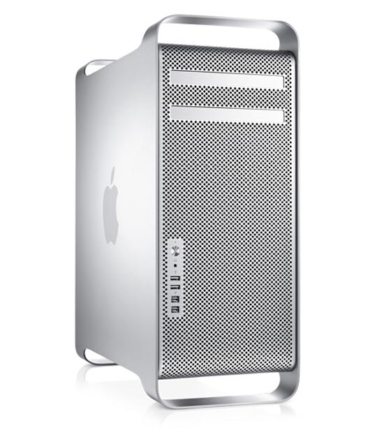 New Nehalem Apple Mac Pro