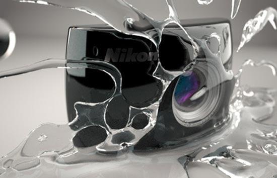 Design - Nikon Coolpix Extreme Digital Camera
