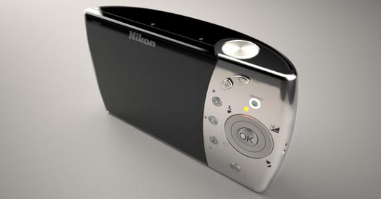 Design - Nikon Coolpix Extreme Digital Camera