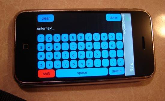 Prototype iPhone